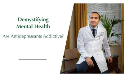 Demystifying Mental Health Video: Are Antidepressants Addictive?