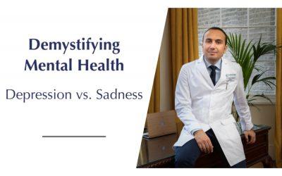 Demystifying Mental Health Video: Depression vs Sadness