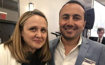 Psychiatrist Dr Abdelghani wins international award